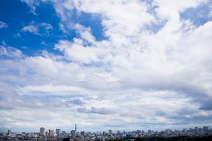 東京の風景の写真素材 [FYI02933543]