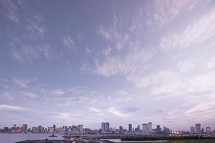 東京の風景の写真素材 [FYI02933645]