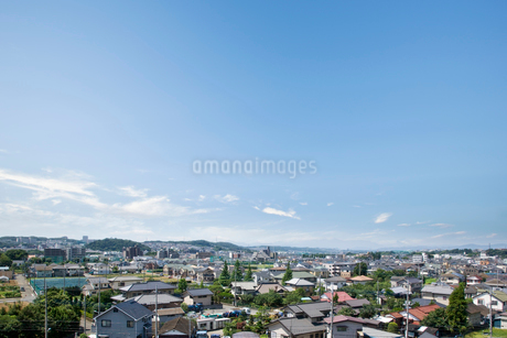 郊外の風景の写真素材 [FYI02933658]