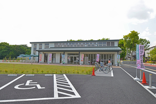 府中市郷土の森観光物産館の写真素材 [FYI02933964]