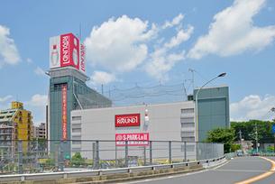 ラウンドワン府中本町駅前店の写真素材 [FYI02933966]