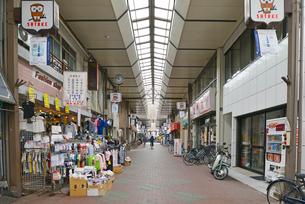 佐竹商店街の写真素材 [FYI02934210]