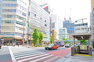 小川町駅 淡路町駅の写真素材 [FYI02934254]