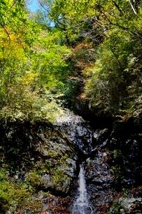 和歌山県,龍神スカイライン,恋小袖の瀧の写真素材 [FYI02935043]
