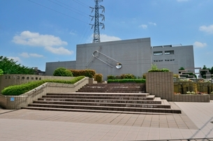 町田市立総合体育館の写真素材 [FYI02935161]