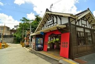 九度山駅の写真素材 [FYI02935371]