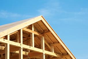 木造建築の写真素材 [FYI02935416]