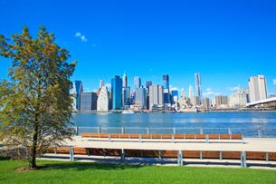 マンハッタン ニューヨークの写真素材 [FYI02935551]