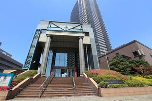東京都写真美術館の写真素材 [FYI02935554]