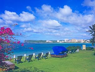 タモンビーチ グアムの写真素材 [FYI02935726]