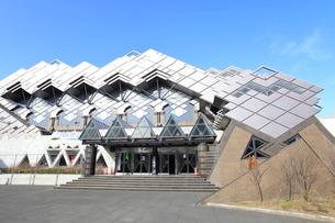 東京武道館の写真素材 [FYI02936261]