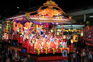 日高火防祭りの写真素材 [FYI02936614]