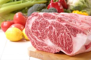牛肉の写真素材 [FYI02936902]