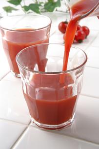 トマトジュースの写真素材 [FYI02937104]