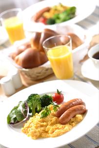 朝食の写真素材 [FYI02937164]