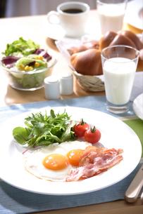 朝食の写真素材 [FYI02937303]
