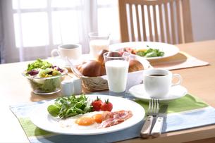 朝食の写真素材 [FYI02937410]