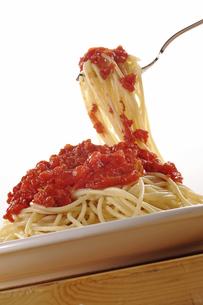 トマトソーススパゲティの写真素材 [FYI02937849]