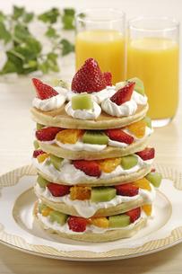 パンケーキの写真素材 [FYI02937966]