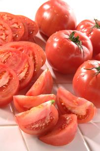 トマトの写真素材 [FYI02938000]