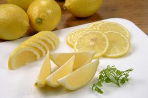 レモンの写真素材 [FYI02938080]