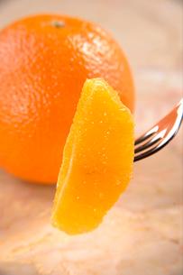 オレンジの写真素材 [FYI02938340]