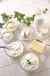 乳製品の写真素材 [FYI02938415]