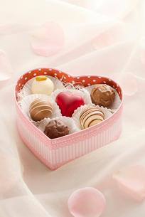 バレンタインチョコレートの写真素材 [FYI02938698]