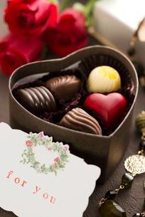 バレンタインチョコレートの写真素材 [FYI02938720]