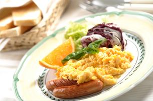 朝食の写真素材 [FYI02938885]