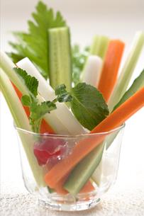 野菜スティックの写真素材 [FYI02939303]