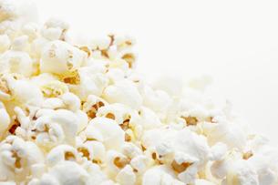 Heap of popcornの写真素材 [FYI02940119]