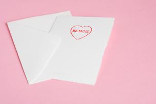 Valentine cardの写真素材 [FYI02940606]