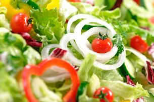 サラダの写真素材 [FYI02940672]