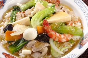 中華丼の写真素材 [FYI02940860]