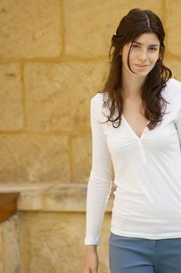 Female portraitの写真素材 [FYI02941236]