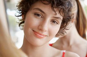 Portrait of teenage girlの写真素材 [FYI02941322]