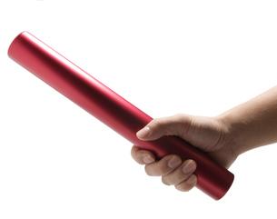 Person Holding Batonの写真素材 [FYI02942378]