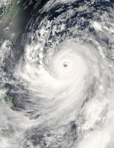 Super Typhoon Man-Yiの写真素材 [FYI02942533]