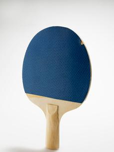 Single Table Tennis Racketの写真素材 [FYI02942631]