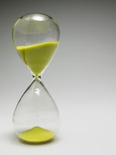 Single Hourglassの写真素材 [FYI02943305]