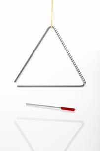Single triangleの写真素材 [FYI02943694]