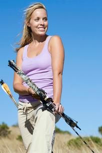Female archerの写真素材 [FYI02943867]