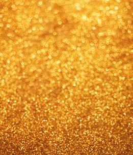 Golden Glitterの写真素材 [FYI02943875]