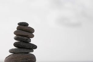 Pile of stonesの写真素材 [FYI02943935]