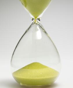 Single Hourglassの写真素材 [FYI02943959]