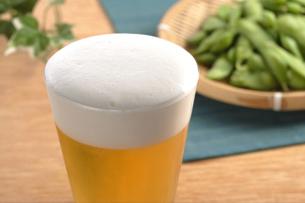 ビールの写真素材 [FYI02943974]