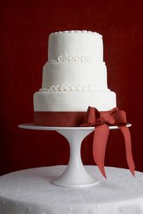 Wedding cakeの写真素材 [FYI02943992]