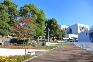 中央大学八王子キャンパスの写真素材 [FYI02944175]