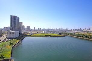 東京オリンピック施設建設予定地の写真素材 [FYI02944358]